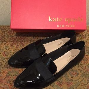 37d2ac94d31e Kate Spade patent loafers